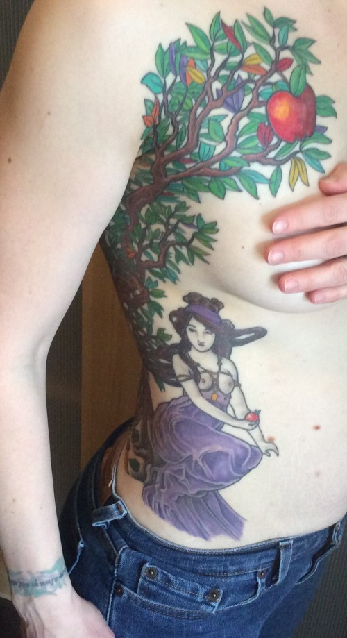 Snake-Tree-Eve-Tattoo