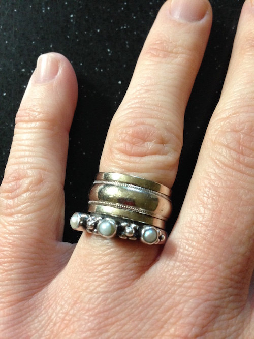 This ring is too big and just right the naked mystic wedding ring junglespirit Choice Image