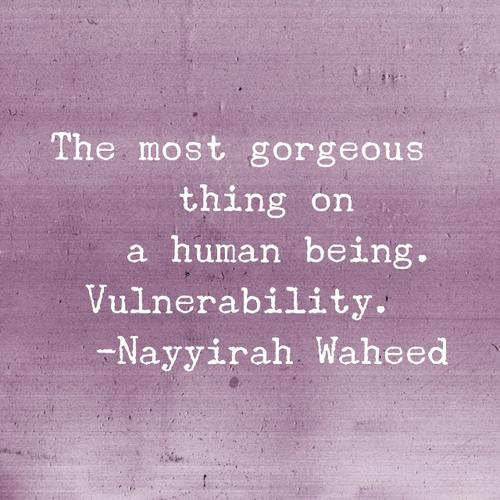 Nayyirah-Vulnerability